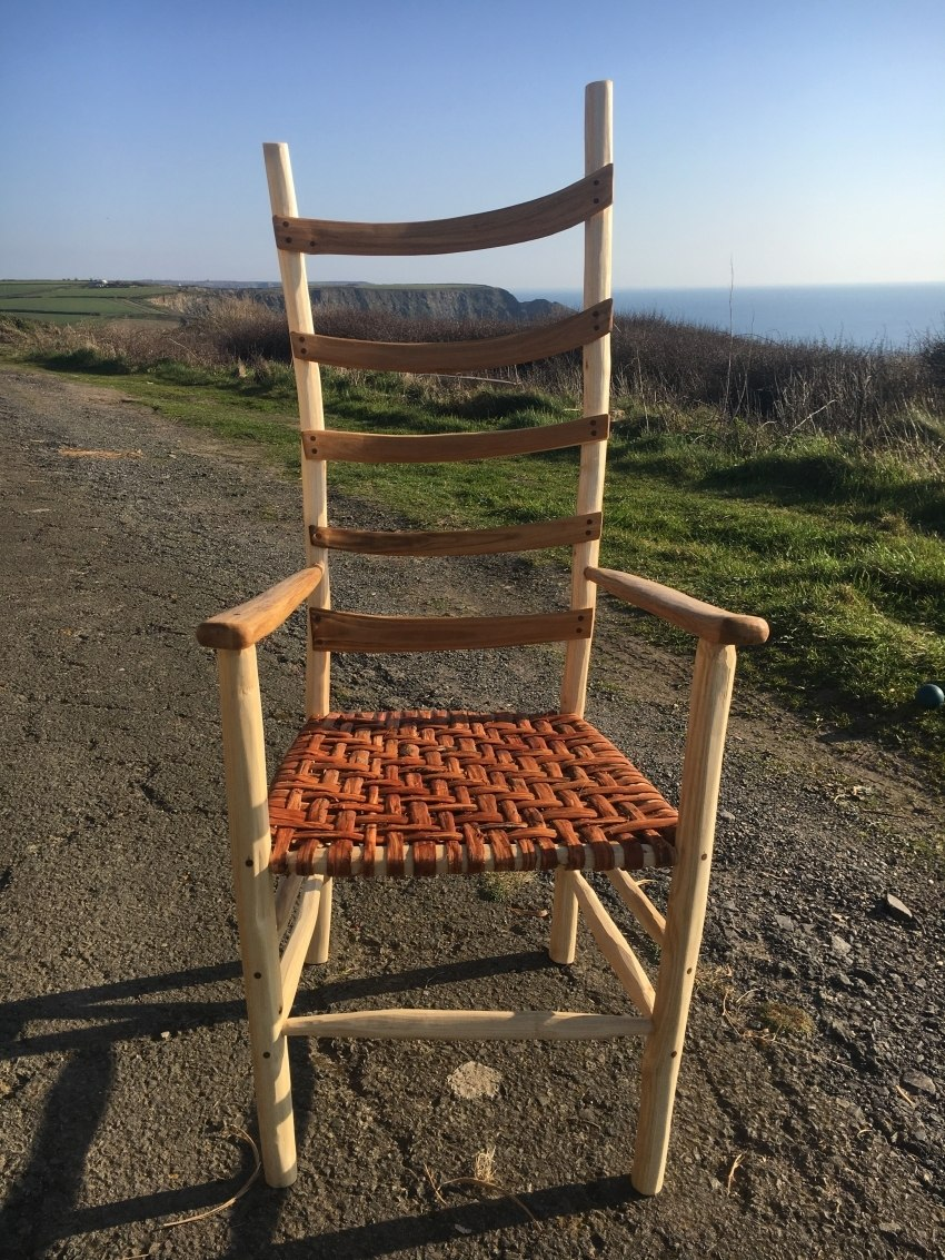 rustic furniture hand made cornwall